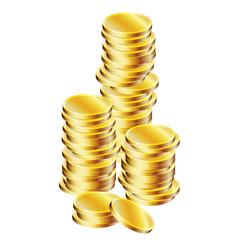 Gruzzolo di monete