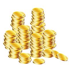 Mucchio di monete
