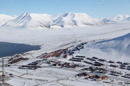 Foto op Plexiglas Antarctica 2 Longyearbyen
