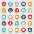 Communication icons. - 76440449