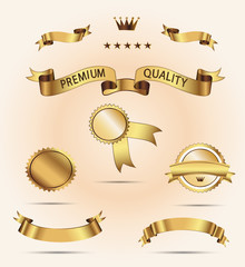 Set of Superior Quality and Satisfaction Guarantee Ribbons