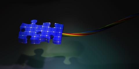 Puzzle Solar Kabel d
