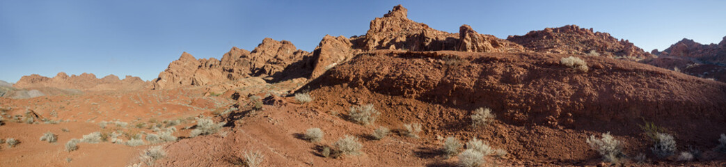 Valley of Fire - Wüste
