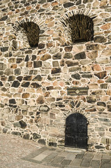 Goteborg castle detail