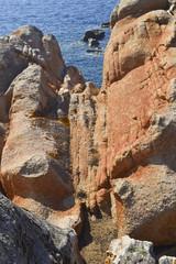 il granito e il mare