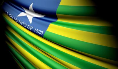 Flag of Brazil (Piauí)