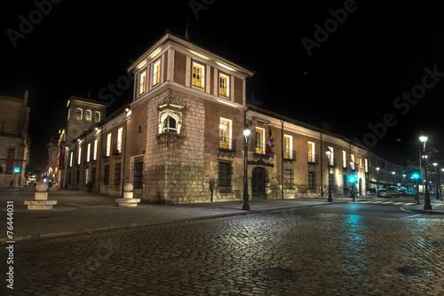 Keuken foto achterwand Antwerpen Valladolid palacio