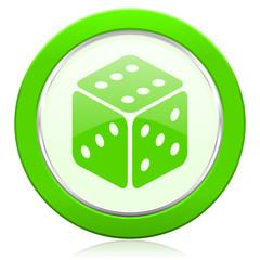 casino icon hazard sign