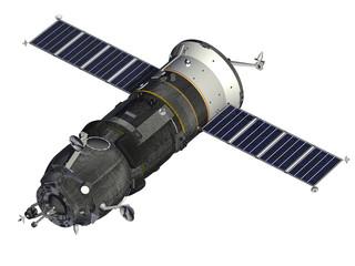 "Cargo Spacecraft ""Progress"""