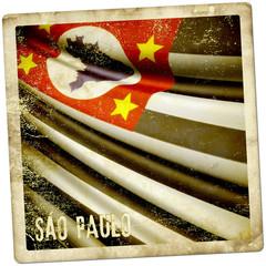 Flag of Brazil (Sao Paulo)