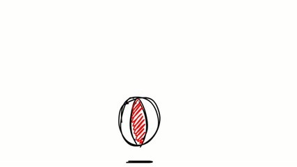 bouncing ball cartoon