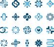 Unusual Icons Set