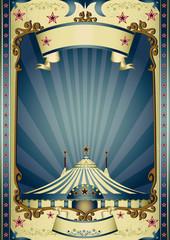 Retro entertainment circus
