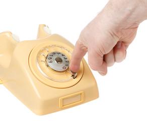 Dial phone number
