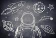The cosmonaut - 76451027