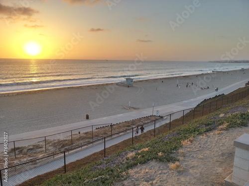 canvas print picture La Beach