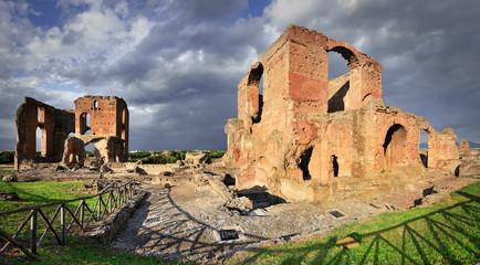 Villa dei Quintili, Appia Antica, Roma