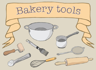 Bakery Tools