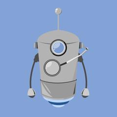 Super robot mechanic