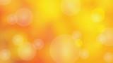 Fototapety Abstract blur bokeh orange.
