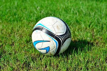 Ball of green grass