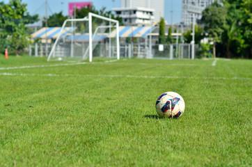Ball of goal