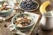 Organic Breakfast Quinoa with Nuts - 76459823