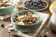 Organic Breakfast Quinoa with Nuts - 76459836
