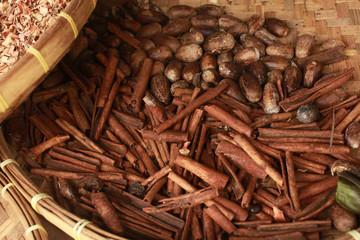 Raw Cinnamon Dried out