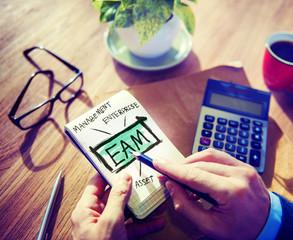 Enterprise Asset Management EAM Evaliation Operations Concept