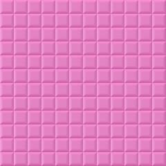 Pink volume squares