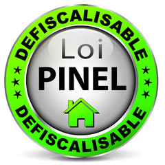 pinel law design icon