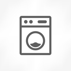 washing machine icon
