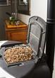 Leinwanddruck Bild - stove