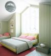 Schlafzimmer-Einrichtung (Detail)