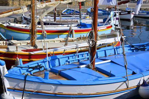Port of Sanary-sur-Mer in France - 76466666