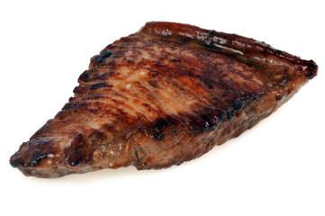 Morceau de bœuf grillé