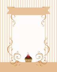 Cupcake menu 1