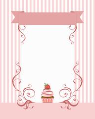 Cupcake menu 2