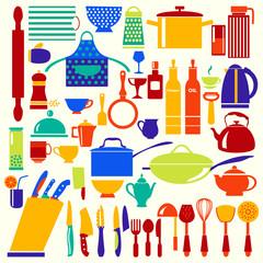 kitchen and restaurant icon