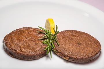 Hamburger vegetarisch