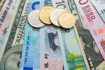 South korean 2015 finance year
