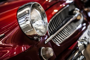 vintage old car