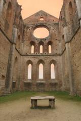 San Galgano, Siena, Toscana