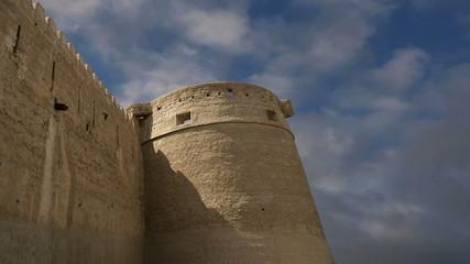 Old Fort. Dubai, United Arab Emirates