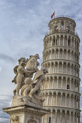 Tower of Pisa, Tuscany, Italy
