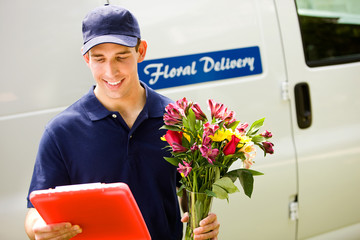 Delivery: Ready to Deliver Flowers