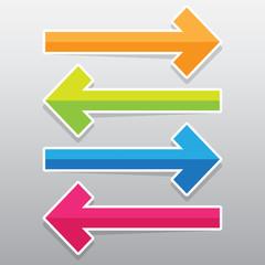 Arrow Symbol Icon, Vector Work