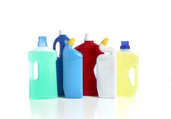 Putzflaschen