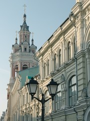 Nicholas Street in Moscow